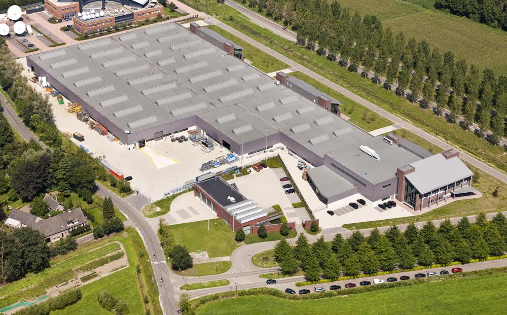 VDL Industrial Modules, Helmond